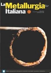 Copertina de La Metallurgia Italiana